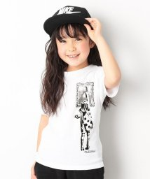 devirock/dotmasterコラボ プリント半袖Tシャツ/501932495