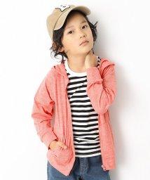 devirock/『ヒナタ』着用アイテム UVカットジップアップパーカー 男の子 女の子/501932500