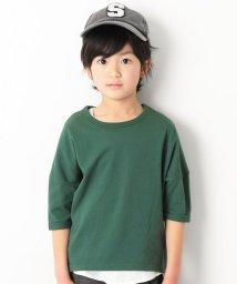 devirock/ゆるっとTシャツ 男の子 女の子/501932504