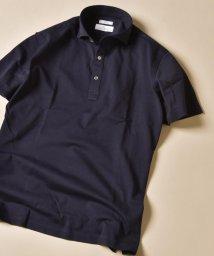 SHIPS MEN/SD: 【ALBINI社製】I cotoni カノコ ショートスリーブ ポロシャツ/501933746