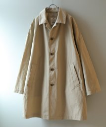 JOURNAL STANDARD relume Men's/FLANDERS LINEN ステンカラーコート/501934991