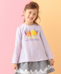anyFAM(KIDS)/【KIDS】リボン ルルロロ Tシャツ/501935120