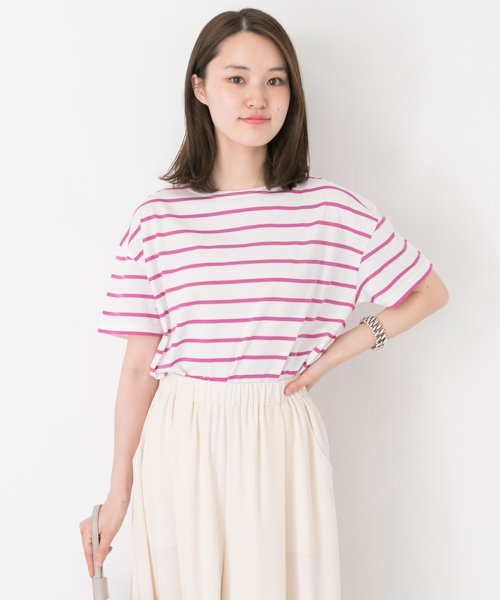 URBAN RESEARCH OUTLET(アーバンリサーチ アウトレット)/【UR】60/2天竺ボーダーTシャツ  【アーバンリサーチ】/UR6521S001