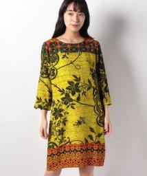 Desigual/ドレス3/4袖/501508950