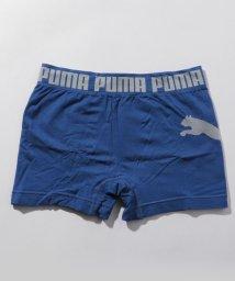 PUMA BODYWEAR/成型 big catロゴボクサー/501901336