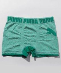 PUMA BODYWEAR/カラー杢猫ロゴ 成型/501901337