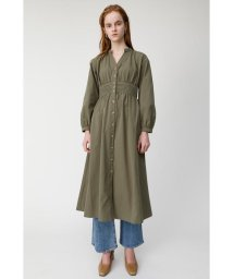 moussy/WAIST GATHER SHIRT ドレス/501935459