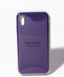 RELAX/〈RELAX/リラックス〉SMOOTH CASE /スムースケース(iPhoneX/iPhoneXS/iPhoneXS MAX対応)/501894964