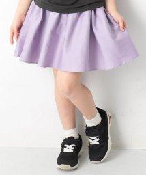 devirock/キッズ 子供服 『ヒナタ』着用アイテム ミニ丈ギャザースカッツ 女の子/501936534