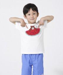 coen/【coen キッズ / ジュニア】コーエンベア がぎ針編みTシャツ (100~150cm)/501937040
