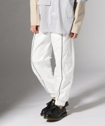 JOURNAL STANDARD/【カタログ掲載】KINDAGARDEN / カインダ・ガーデン : COATED TYCRACK TRACK-PANTS/501937489