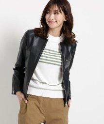 Dessin/◆イタリアンラムレザー ライダースジャケット/501937522