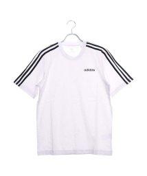 adidas/アディダス adidas メンズ 半袖Tシャツ M CORE 3ストライプス Tシャツ DU0441/501937676