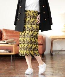 Demi-Luxe BEAMS/★Demi-Luxe BEAMS / チュール刺繍 スカート/501595552