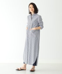 BEAMS OUTLET/Demi-Luxe BEAMS / ベルト付 シャツワンピース/501877950