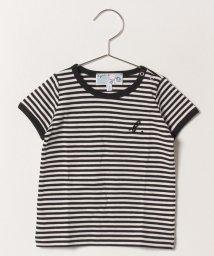 agnes b. ENFANT/J190 L TS ボーダーTシャツ/501932791