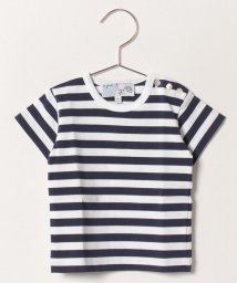 agnes b. ENFANT/J008 L TS ボーダーTシャツ/501932793