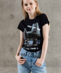 LEVI'S LADY/L8 TEE L8 WHAT YOU SEE MULTI GRAPHIC/501933536