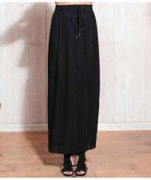 ANAP USA/プリーツIラインマキシスカート/501938063