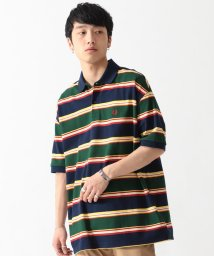 BEAMS OUTLET/FRED PERRY × BEAMS / 別注 90's ボーダー ポロシャツ/501938434