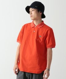BEAMS OUTLET/LACOSTE × BEAMS / 別注 ヘビーウェイト ルーズ ポロシャツ/501938436