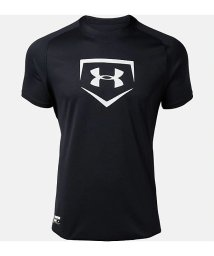 UNDER ARMOUR/アンダーアーマー/メンズ/19S UA BIG LOGO BASEBALL SHIRT/501939296