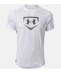 UNDER ARMOUR/アンダーアーマー/メンズ/19S UA BIG LOGO BASEBALL SHIRT/501939297