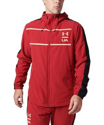 UNDER ARMOUR/アンダーアーマー/メンズ/19S UA STRETCH WOVEN FULL ZIP HOODIE/501939352