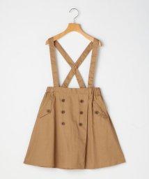 SHIPS KIDS/SHIPS KIDS:ジャンパースカート(140~150cm)/501939840