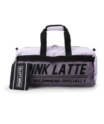 PINK-latte/ポーチ付きロールボストン/501939891