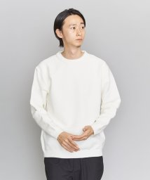 BEAUTY&YOUTH UNITED ARROWS/BY コットン リネン エスニックパターン ニット -MADE IN JAPAN- о/501940330