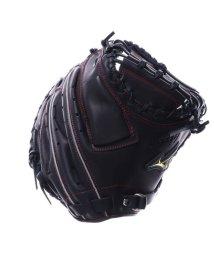 MIZUNO/ミズノ MIZUNO 軟式野球 キャッチャー用ミット 軟式用 セレクトナイン[捕手用:HG-3型] 1AJCR20800/501940505