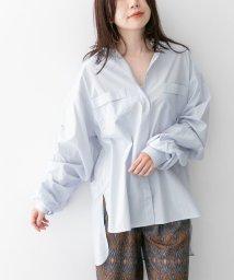 URBAN RESEARCH/【KBF+】WEB限定ロングシャーリングシャツ/501889940