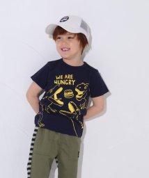 SLAP SLIP/天竺キョウリュウプリントTシャツ/501911329