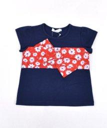 SLAP SLIP/ブロード花柄ビスチェTシャツ/501911339