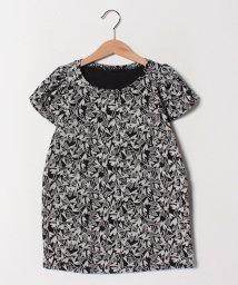 SISLEY YOUNG/オールオーバープリント半袖Tシャツ・カットソー/501926829