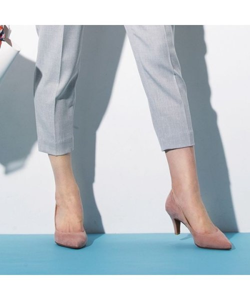 velikoko(ヴェリココ)/【19.5~27cm】[ラクチンきれいパンプス]高機能インソール(7cmヒール)/P401