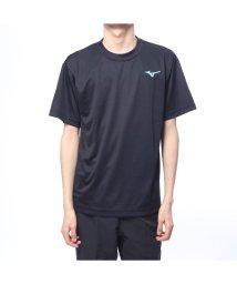 MIZUNO/ミズノ MIZUNO  テニス 半袖Tシャツ バックロゴ 背面ロゴ 練習 プラクティス トレーニング バドミントン ソフトテニス ウェア 62JA9Z0192/501934755