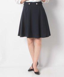 Eimy Peal by POWDER SUGAR/リネコ素材サーキュラースカート/501936169