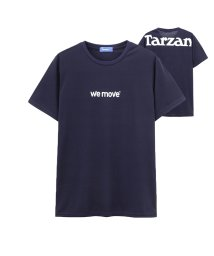 MAC HOUSE(men)/TARZAN ドライ プリントTシャツ 391141MH/501941538