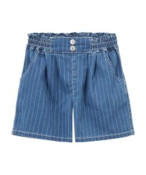MAC HOUSE(kid's)/Navy NAVY JEANS COOL ガールズ キュロットスカート M40838/501941592