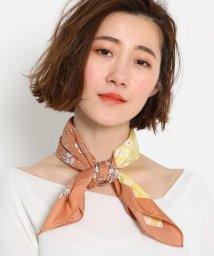 AG by aquagirl/【洗える】レトロフラワー柄スカーフ/501943252