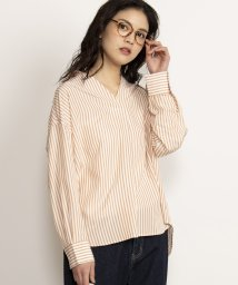 WEGO/WEGO/BIGスキッパーシャツ/501519931
