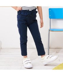 apres les cours/ウエストフリル | 7days Style パンツ 9分丈/501589805