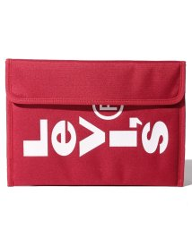LEVI'S MEN/OVERSIZED RED TAB POUCH/501933628