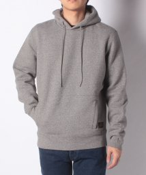 LEVI'S MEN/SKATE PULLOVER HOODIE S&E HEATHER GREY 2/501933660