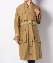 HUNTER/W REFINED GARDEN TRENCH COAT/501936838