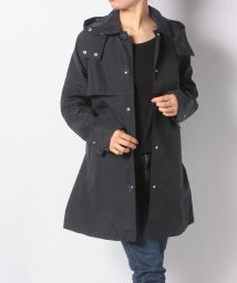 HUNTER/W RFIND MID LENGTH TRENCH COAT/501936842