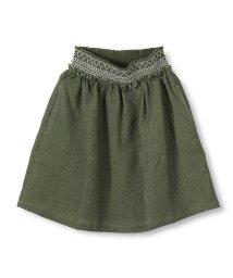 RADCHAP/スモッキング刺繍スカート/501941812