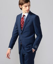 TOMORROWLAND MENS/トロピカルウールモヘヤ 2Bスーツ DRAGO Blue Feel/501943851